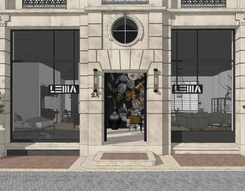 Lema – Flagshipstore Den Haag