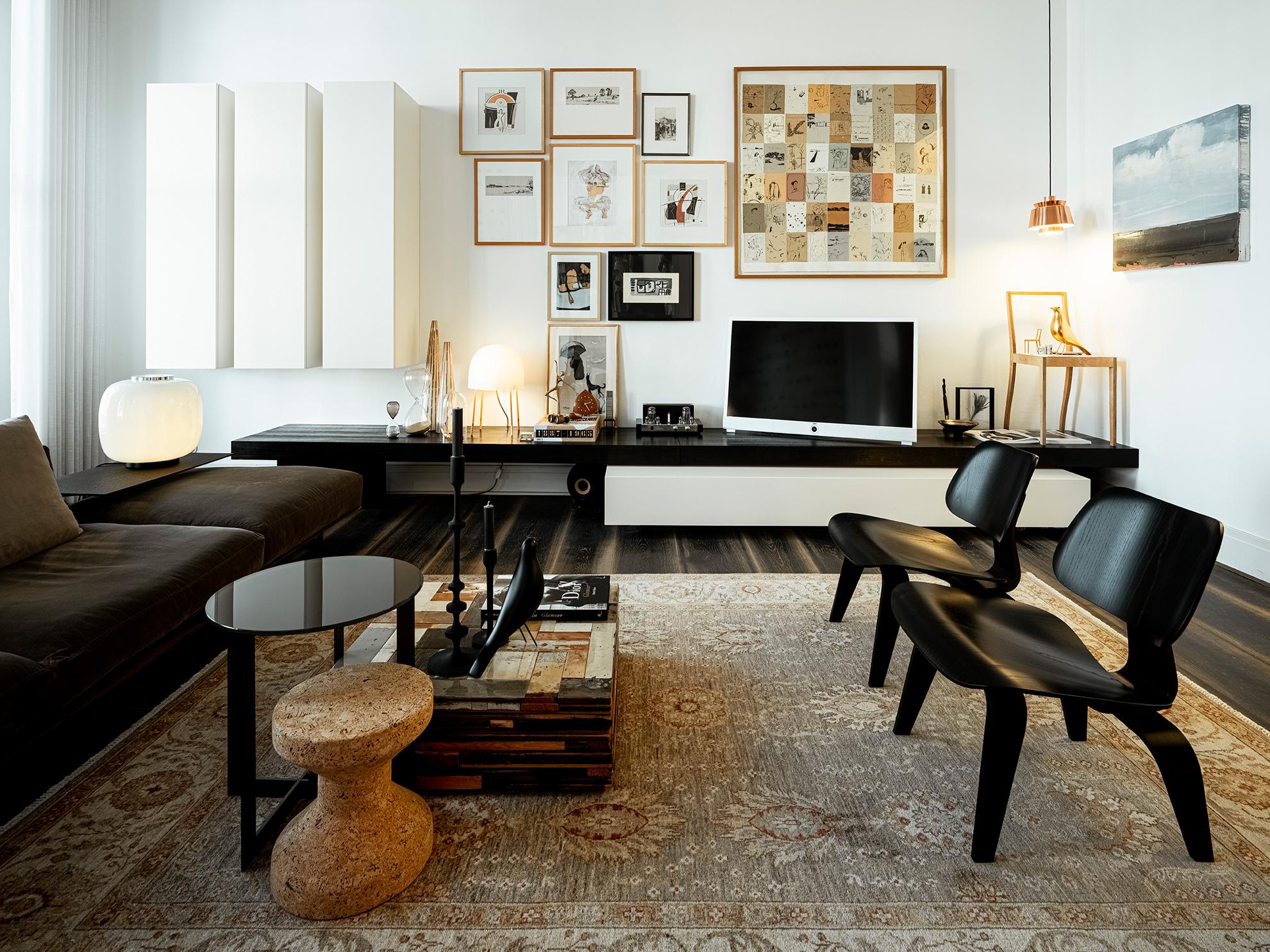 Showroom Met Design Meubelen Studio Van T Woutstudio Van T Wout